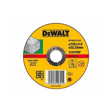 DeWalt Standard Stone Cutting Discs