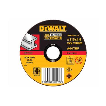 DeWalt Extreme Metal Cutting Discs