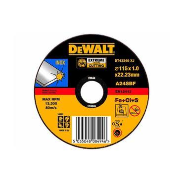 DeWalt Extreme Stainless / Inox Cutting Disc