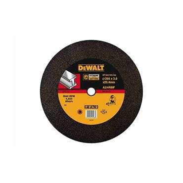 DeWalt Extreme Chop Saw Cutting Discs