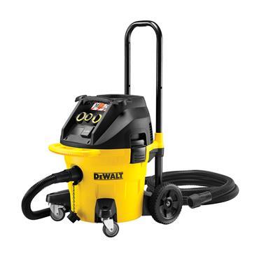 DeWalt 35L Construction Dust Extractor M Class