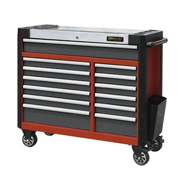 EGA Master 13 Drawer Roller Cabinet