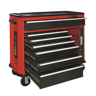 Ega Master 7 Drawer & 1 Closet Roller Cabinet