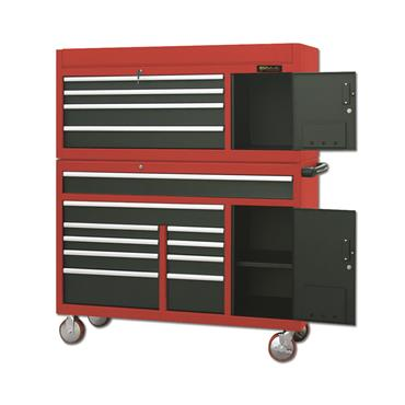 Ega Master 14 Drawer & 2 Closet Roller Cabinet
