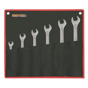 Ega Master Slim Open-End Wrench Sets