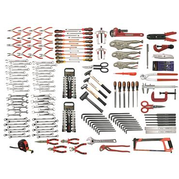 Ega Master Universal Tool Set, 191 Pieces