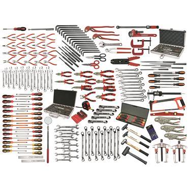 Ega Master Industrial Maintenance Tool Set, 284 Pieces