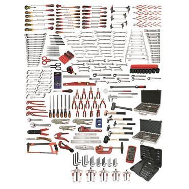 Ega Master Mechanics Tool Set, 416 Piece