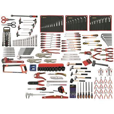 Ega Master Mechanics Tool Set, 227 Piece