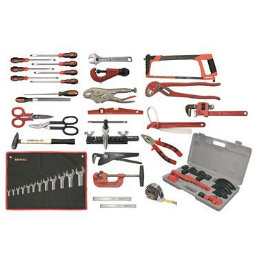 Ega Master Hydraulics Tool Set, 47 Piece