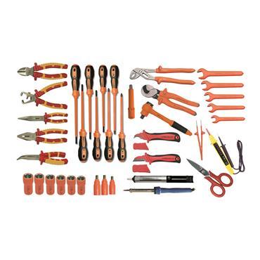 Ega Master Electricians Tool Set, 37 Piece