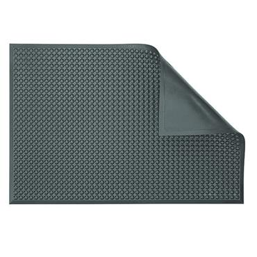 Ergomat Clean Room Anti Fatigue Matting Black