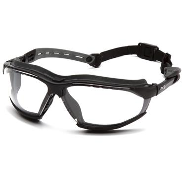 Pyramex Isotope Safety Glasses, Clear AF