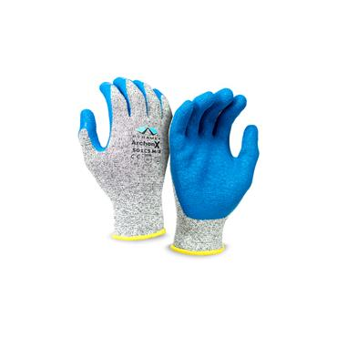 Pyramex Archonx Cut Resistant 5 Crinkle Latex Glove