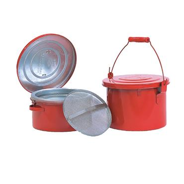 Eagle, Safety Bench Cans