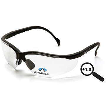 Pyramex V2 Safety Reader Glasses, Bifocal Lens