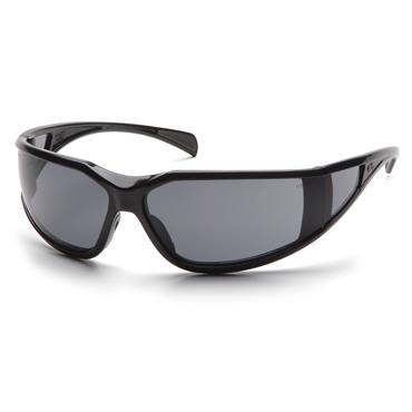 Pyramex Exeter Anti-Fog Safety Glasses, Grey