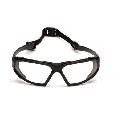 Pyramex, HIGHLANDER, Safety Glasses, Clear