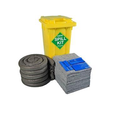 Fentex EVO Universal Absorbent Wheelie Bin Spill Kit