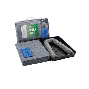 Fentex EVO Universal Absorbent Spill Kit w/ Drip Tray