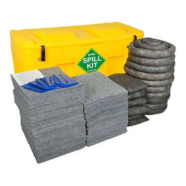 Fentex EVO Universal Absorbent Locker Spill Kit