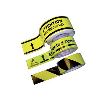 ESD Floor Warning Tapes