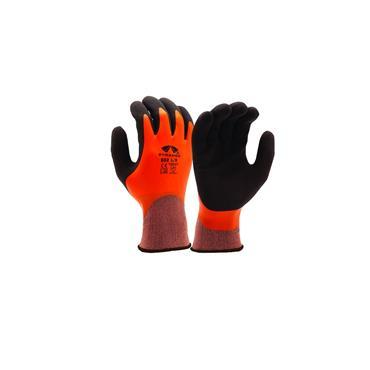Pyramex GL502 Sandy Latex Full Dip Gloves