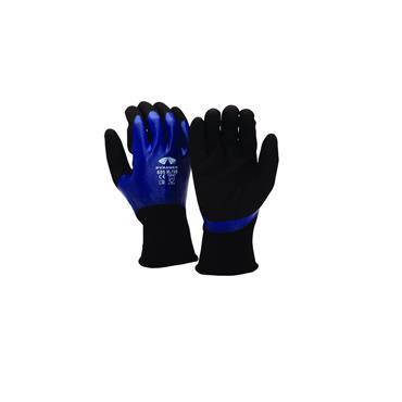 Pyramex GL605 Sandy Nitrile Full Dip Gloves