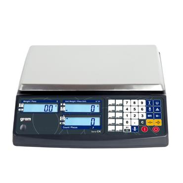 Gram CK Counting Scales