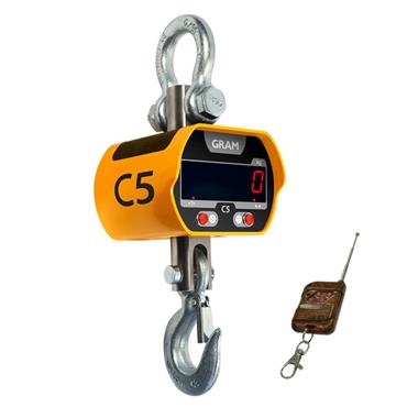 Gram C5 Heavy Duty Crane Scale