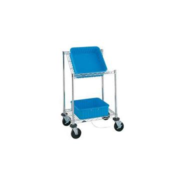 Bench Side Tote Cart ESD