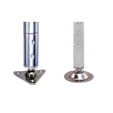 Stainless Foot Plates