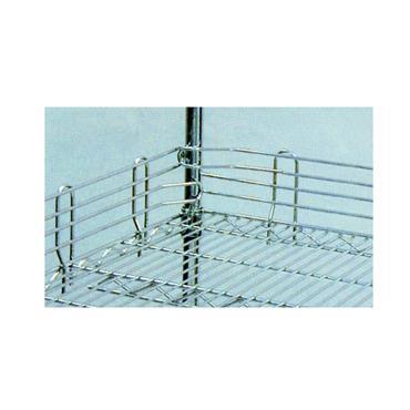 Stainless Shelf Ledges