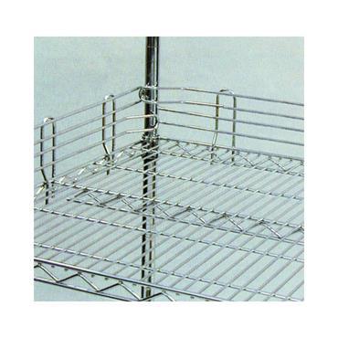 Chrome Shelf Ledges