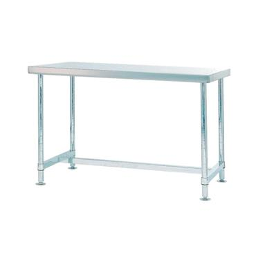 Stainless 304 Workbench w/ H Frame