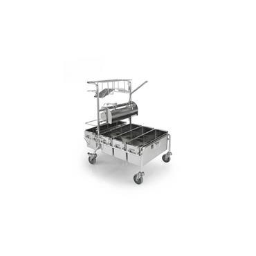 Hydroflex TRIO 2.0 - Stainless steel Wringer Systems