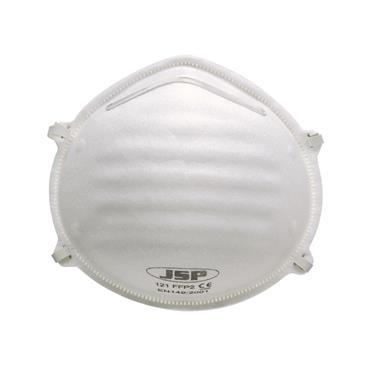 JSP, Moulded Disposable Mask FFP2 - 121
