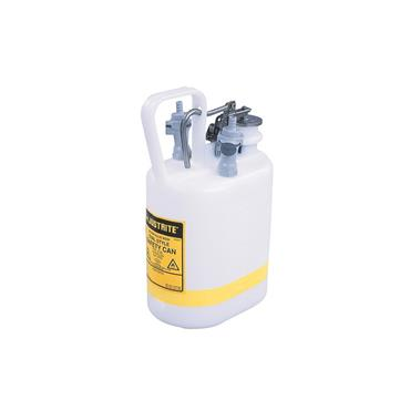 Justrite HPLC Safety Disposal Cans