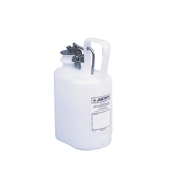 Justrite Self-Closing Container for Non-flammable Corrosives