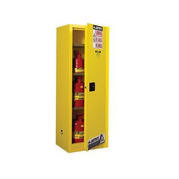 Justrite Sure-Grip EX Slimline Safety Cabinets
