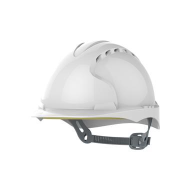 JSP EVO®2 Safety Helmet - Slip Ratchet - Vented