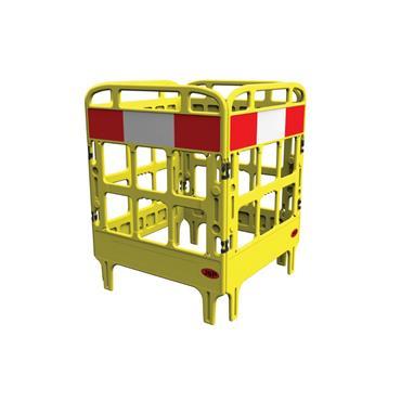 JSP Portagate® 4 Gate Compact Barrier System