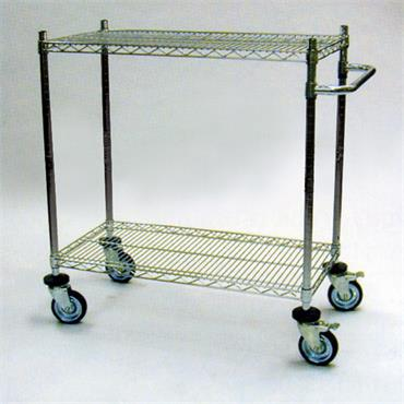 ESD US Type Cart 2 Shelf