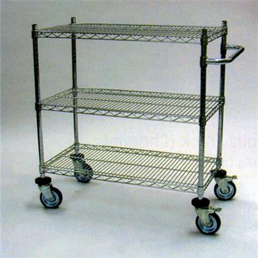 ESD US Type Cart 3 Shelf