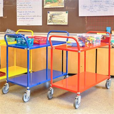 Kongamek 2 Shelf Coloured Trolley Light