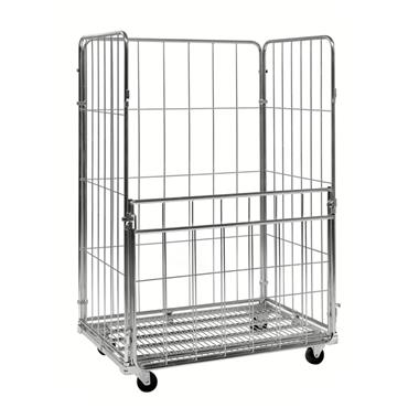 Kongamek Roll Container Trolley 4 Sides, 1200 x 800 x 1800mm