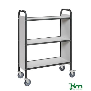 Kongamek, KM158-DG Office Trolley