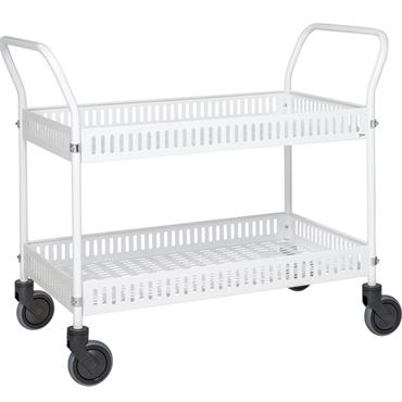 Kongamek In Store Trolley, with Boarder, with Brakes