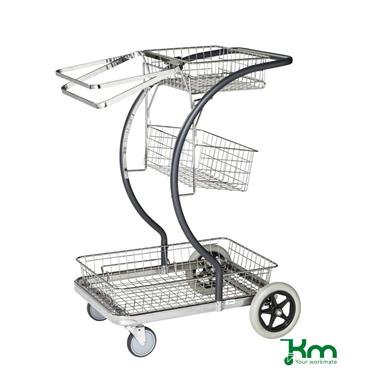 Kongamek, KM96601 C-Line Cleaning Trolley