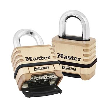 Master Lock, Pro Series Reset Combination Lock